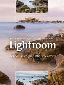dieses Foto zeigt das Cover vom Buch Lightroom - Schnell einsteigen-effizient einsetzen